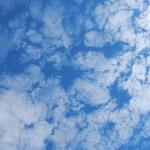蓝天白云qq最新头像 高清治愈的蓝天白云自然景