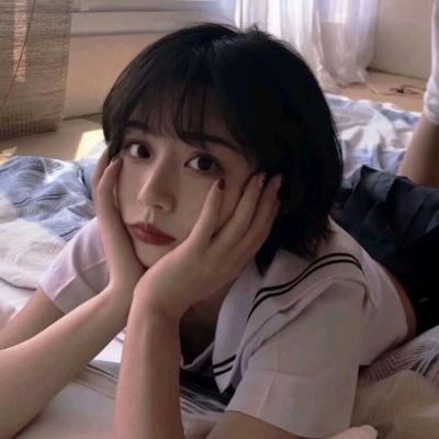 qq最新头像清纯妹子