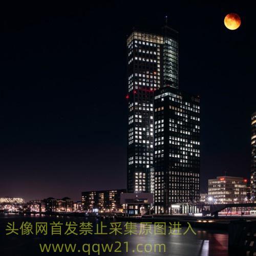 建筑景色qq最新头像