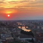 高清可爱夕阳ins风真实的景色高清写真