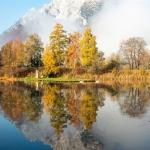 小清新可爱湖泊景色高清写真 不同的景色让人如邻仙境